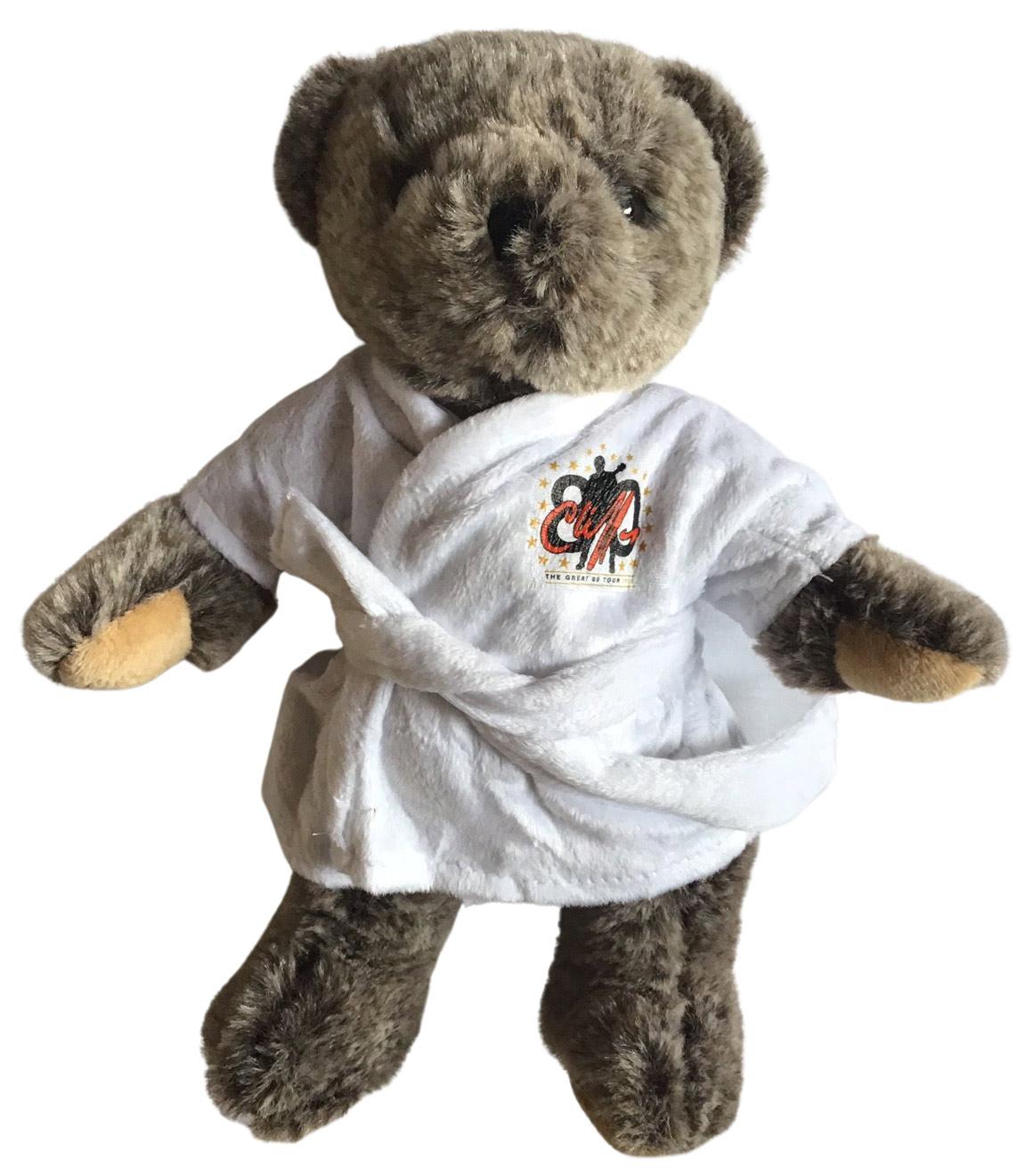 Sleepy Amie-Cliff Richard's2021 StarLogo Teddy Bear