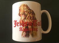Jethro Tull Mug - Aqualung [WHITE]
