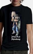 !!NEW!! Jethro Tull Aqualung T-Shirt with 2019 Tour Dates [BLACK]