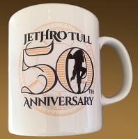 Jethro Tull Mug - 50th Anniversary [WHITE]