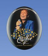 Cliff Richard Diamond Anniversary Fridge Magnets - SPECIAL OFFER: TWO FOR £4