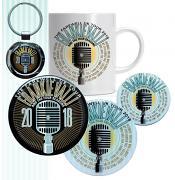!! Frankie Valli Bumper Bundle - Keyring, Badge, 2 Magnets & Mug - SAVE 50%