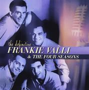 The Definitive Frankie Valli and The Four Seasons (CD Album)