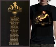 !!NEW!! Jethro Tull Golden Times GLOW IN THE DARK T-Shirt