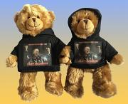 !!NEW!! Cliff Richard's DiamondEncore Teddy Bear +FREE KEYRING