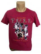 !NEW! Jethro Tull Crest Of A Knave T-Shirt [Antique Heliconia]