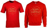 "!!NEW!! Buy Cliff Richard ""Cliffmas"" Sweater & T-Shirt Together for £40"