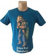 !NEW! Jethro Tull Aqualung T-Shirt [Galapagos Blue]