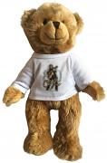 !NEW! Concert Loving Charlie - Cliff's Great 80's Teddy Bear