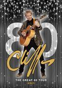 !NEW! Cliff Richard Great 80 2021 Tour Brochure