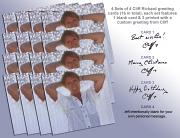 !NEW! Cliff Richard Greeting Cards [4 Packs of 4]