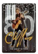 !NEW! Cliff Richard Fridge Magnet with Great 80 2021 Tour Design
