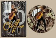 !NEW! 2 New 2021 Cliff Richard Fridge Magnets for £7 [Round Montage & Great 80 2021 Tour] - PRE-ORDER